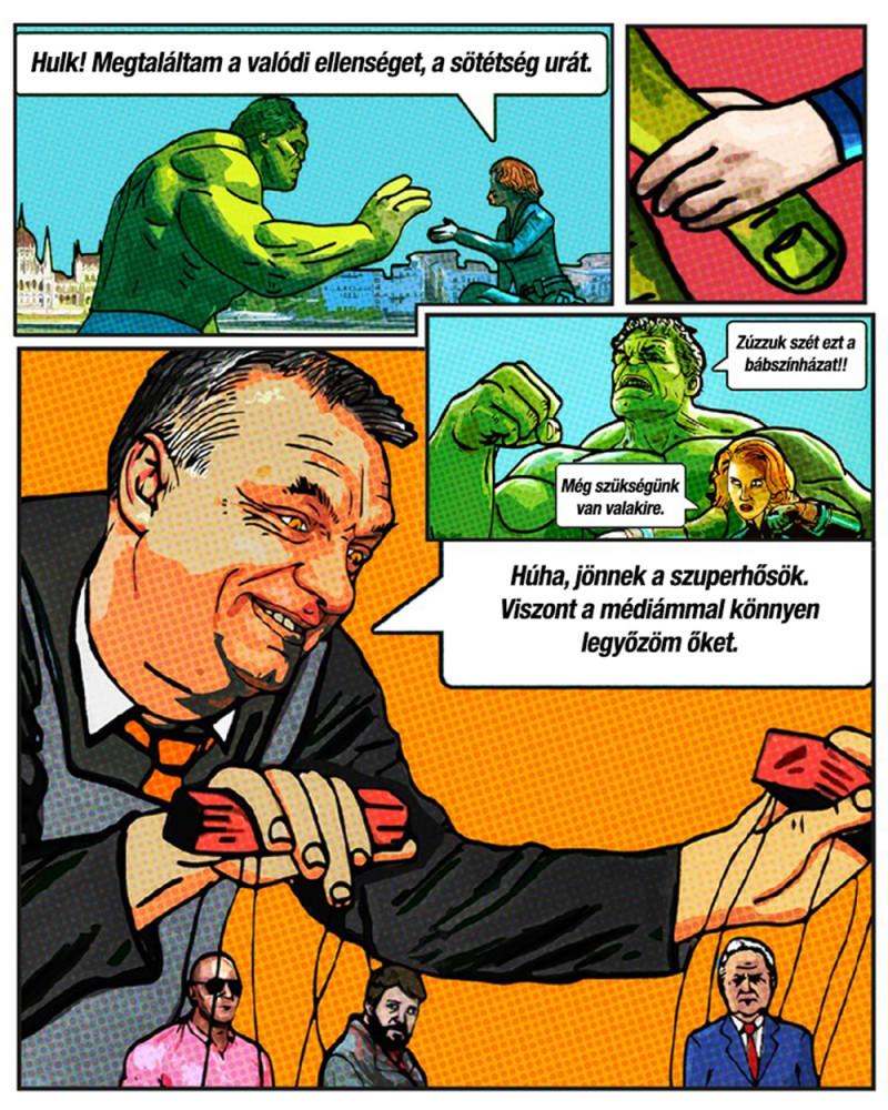 Hulk szex fekete özvegy