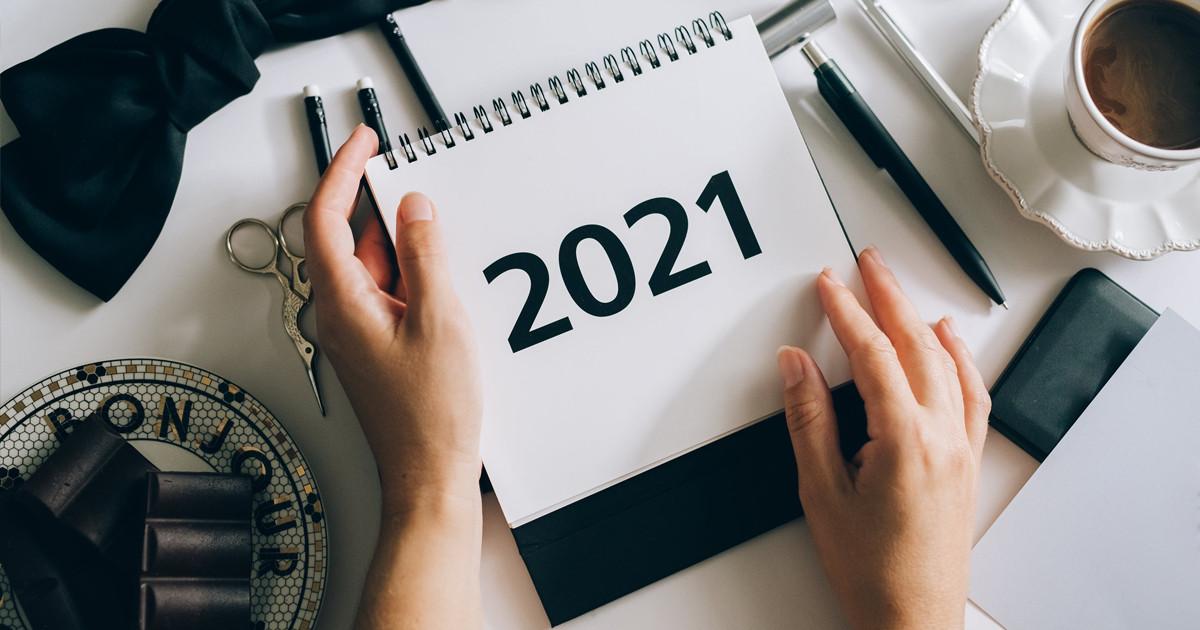 Egy munkanap-áthelyezés, 6 hosszú hétvége 2021-ben