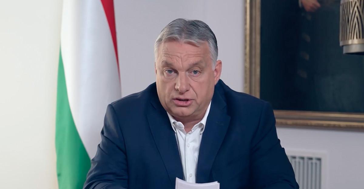 Mi történt Orbán szájával? Beteg lenne a kormányfő?